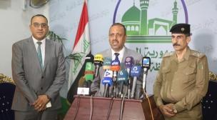 الياسري يعلن نجاح الخطة الامنية بمناسبة عيد الغدير الاغر ٢٠١٩