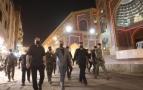 الياسري: يتفقد الخطة الامنية والخدمية في مدينة النجف القديمة