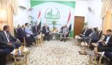 المحافظ يستقبل السفير الروماني في العراق ويبحثان سبل تطوير العلاقات الثنائية