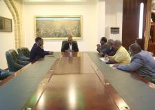 الياسري يعقد اجتماعا لمناقشة واقع الخدمة الصحية في قضاء المشخاب