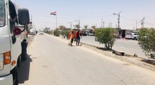 بلدية النجف الاشرف : لا تراكم للنفايات خلال عطلة عيد الفطر المبارك