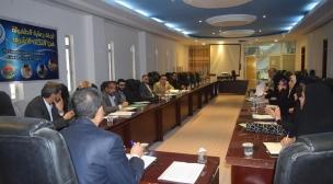لجنة رعاية الطفولة في النجف تعلن عن تسفير (١٢٢) طفلاً من ذوي النزيلات التركيات الى بلادهم من قبل وزارة العدل العراقية