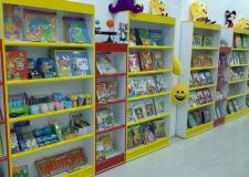 لجنة رعاية الطفولة في النجف تعلن عن إنشاء مكتبات مدرسية في (٢٥) مدرسة حكومية في المحافظة