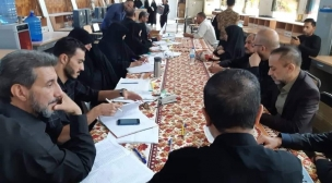 الشماع : يعقد اجتماعاً مهماً مع أعضاء لجنة التعيينات