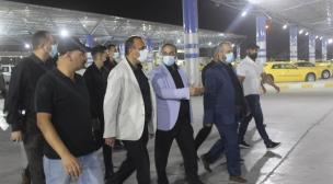 محافظ النجف الاشرف يطلع على استعدادات نقل المحافظة لزيارة ذكرى استشهاد الامام علي (عليه السلام)