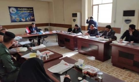 لجنة رعاية الطفولة عازمة على تنفيذ خطتها لعام ٢٠٢١ في ظل جائحة كورونا