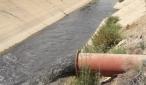 الموارد المائية في النجف الاشرف تواصل اعمال الصيانة والتشغيل لمحطة ضخ المنيثر في ناحية الحيدرية