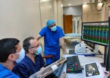 صحة النجف الاشرف: 58 عملية في كهربائية القلب خلال شهرين في مركز النجف لامراض القلب
